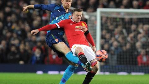 Premier League: Manchester United vs. Arsenal (live, Sunday 11 a.m. ET)