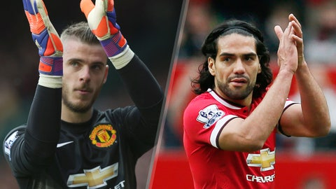 Goodbye to De Gea and Falcao?
