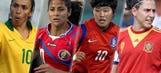 World Cup Group E: Brazil, Costa Rica, Korea Republic, Spain