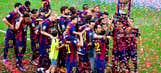 Barcelona draw resilient Deportivo; Valencia earn last UCL spot