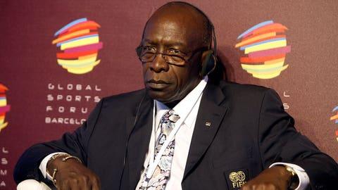 Jack Warner, 72, Trinidad and Tobago