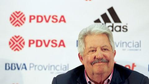 Rafael Esquivel, 68, Venezuela