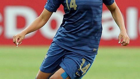Louisa Necib, France, Midfielder