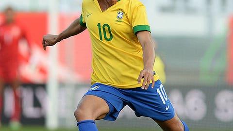 Marta, Brazil, Forward