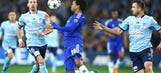 Full-strength Chelsea beat Sydney FC 1-0 in Olympic Stadium