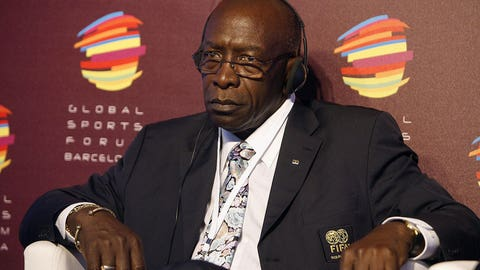 FIFA slaps Warner on the wrist (2006)