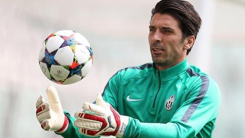Gianluigi Buffon, Juventus (GK)