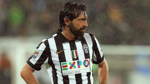 Andrea Pirlo, Juventus (MF)