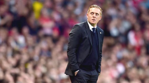 Garry Monk, Swansea City