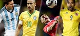 2015 Copa America Preview: Top ten stars to watch