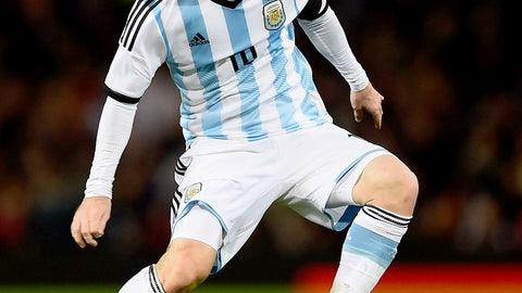Lionel Messi (Argentina)