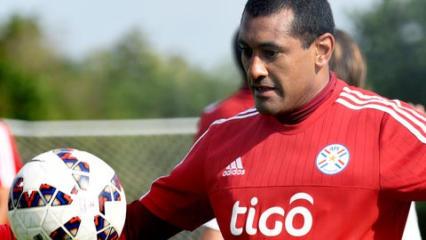 Paulo Da Silva (Paraguay)