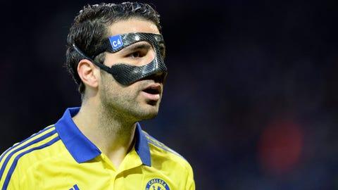 Cesc Fabregas, Midfielder, Chelsea