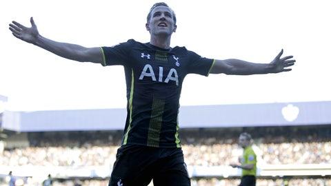 Harry Kane, Striker, Tottenham