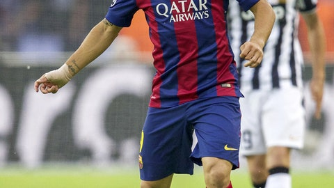 Luis Suarez: Barcelona (F)