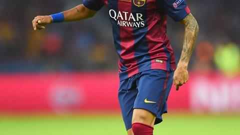 Neymar: Barcelona (F)