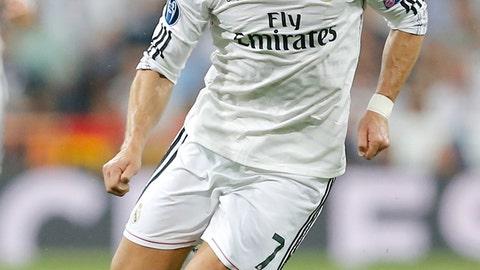 Cristiano Ronaldo: Real Madrid (W/F)
