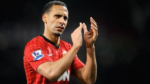 Rio Ferdinand (CB)