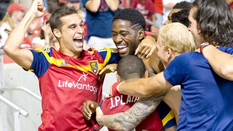 Will the contributions of two misfits lead Real Salt Lake back toward the right path?