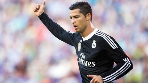 Cristiano Ronaldo, Forward, Real Madrid