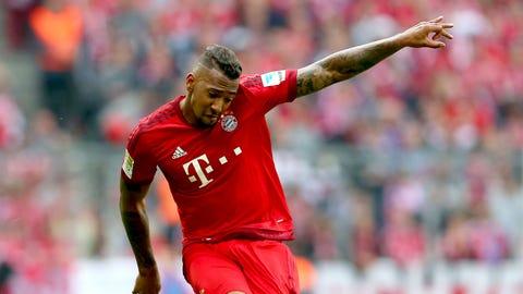 Jerome Boateng: Bayern Munich (D)