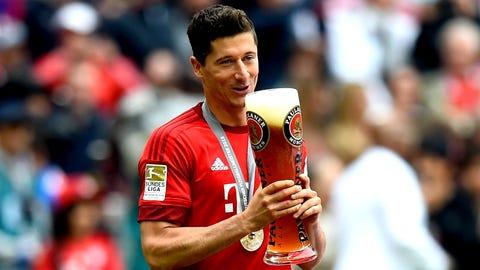 Robert Lewandowski: Bayern Munich (F)