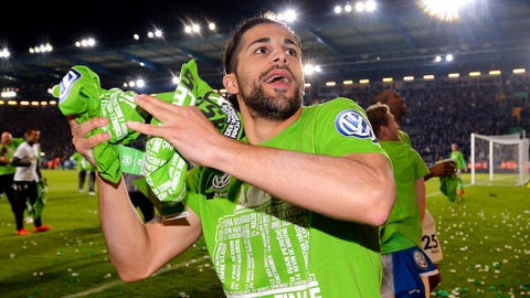 Ricardo Rodriguez: Wolfsburg (D)