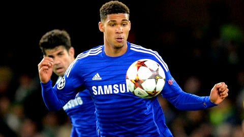 Ruben Loftus-Cheek, Midfielder, Chelsea