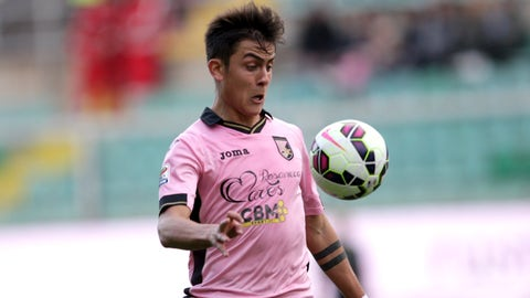 Paulo Dybala, Forward, Juventus