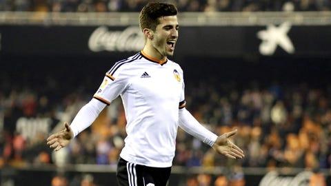 Jose Gaya, Defender, Valencia