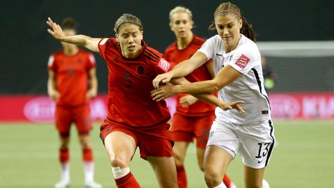 The USWNT needs to test themselves against better teams