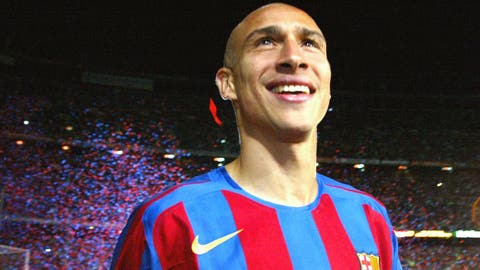 Henrik Larsson (Celtic to Barcelona)