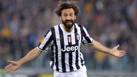 Andrea Pirlo (AC Milan to Juventus)