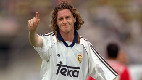 Steve McManaman (Liverpool to Real Madrid)