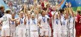 49ers get Women's World Cup fever