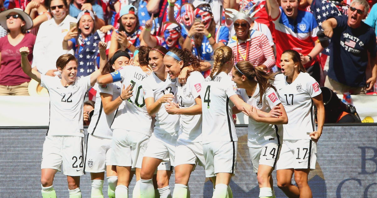f0df645f20b Carli Lloyd leads USWNT to Women s World Cup title past rival Japan ...