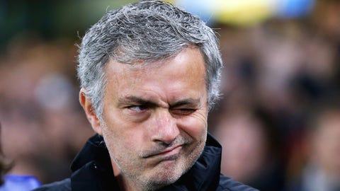 Jose Mourinho, Chelsea (Premier League)