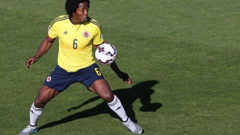 Carlos Sanchez (Colombia)