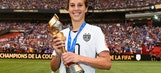 Carli Lloyd stands to win major bucks after her World Cup heroics