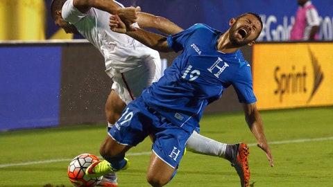 2015 CONCACAF Gold Cup: USA vs. Honduras