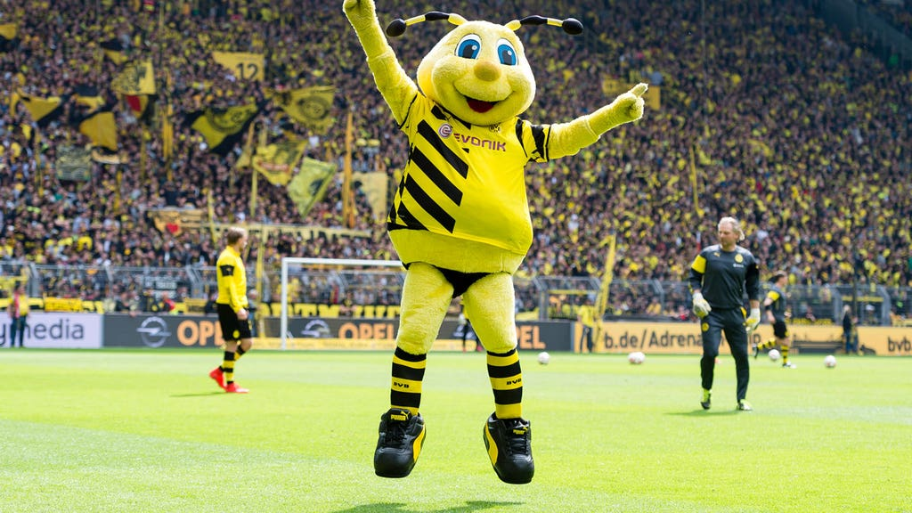 Get To Know The Bundesliga Mascots Fox Sports