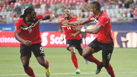 Trinidad and Tobago - 3 points
