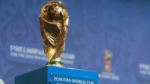 World Cup trophy: $10 million
