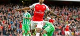 Arsenal defeat Wolfsburg, win Emirates Cup for fourth time