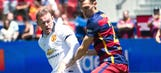 Barcelona defender Vermaelen determined to prove himself