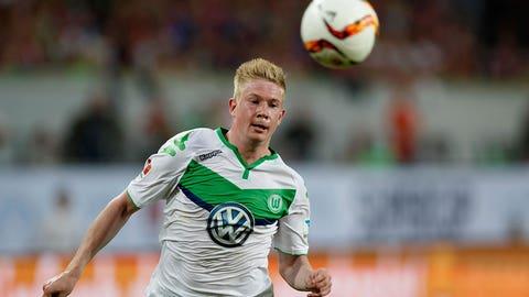 Kevin De Bruyne, M, Wolfsburg