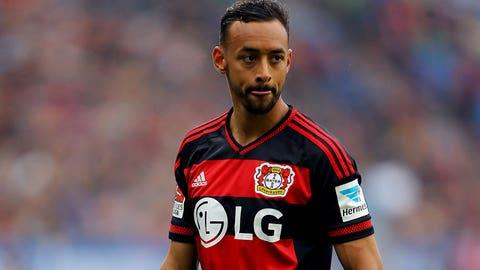 Karim Bellarabi, M, Bayer Leverkusen