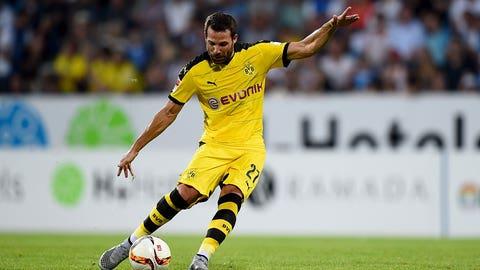 Gonzalo Castro, M, Borussia Dortmund