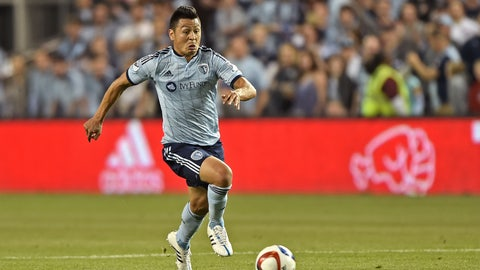 Sporting Kansas City - Roger Espinoza: $850,000
