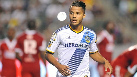 Los Angeles Galaxy - Giovani Dos Santos: $5.5 million
